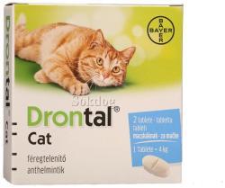 Drontal Cat tabletta A U V