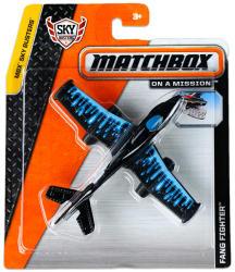 Mattel Matchbox MBX Sky Busters - Fang Fighter repülőgép