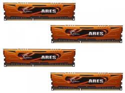 G.SKILL 32GB(4x8GB) DDR3 1600MHz F3-1600C10Q-32GAO
