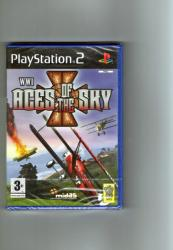 Midas WWI Aces of the Sky (PS2)