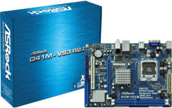 ASRock G41M-VS3 R2.0 (VGS3)