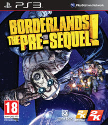 2K Games Borderlands The Pre-Sequel (PS3)