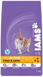 Iams Kitten & Junior 850g
