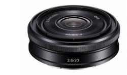 Sony SEL-20F28 20mm f/2.8