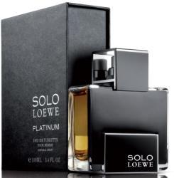Loewe Solo Platinum EDT 100ml Tester