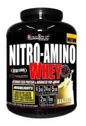 Humabolic Science Nitro-Amino Whey - 4500g
