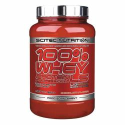 Scitec Nutrition 100% Whey Protein Professional LS (Lightly Sweetened) - 920g