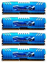 G.SKILL 32GB (4x8GB) DDR3 2133Mhz F3-2133C10Q-32GZM