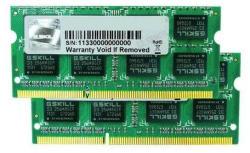 G.SKILL 8GB (2x4GB) DDR3 1600Mhz F3-1600C11D-8GSL