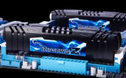 G.SKILL 8GB (4x2GB) DDR3 1600Mhz F3-12800CL8Q-8GBZH