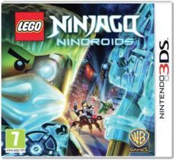 Warner Bros. Interactive LEGO Ninjago Nindroids (3DS)