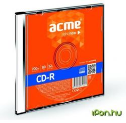 ACME CD-R 700MB 52x - vékony tok