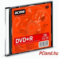 ACME DVD+R 4.7GB 16x - vékony tok