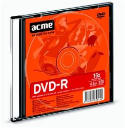ACME DVD-R 4.7GB 16x - vékony tok