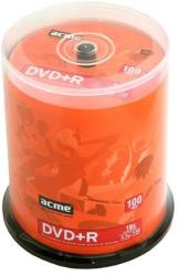 ACME DVD+R 4.7GB 16x - henger 100db