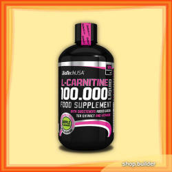 BioTechUSA L-Carnitine 100.000 Liquid - 500ml