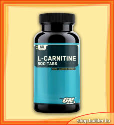 Optimum Nutrition L-Carnitine - 60 tabs