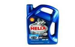 Shell 5w30 Helix Diesel Hx7 Av 4 L