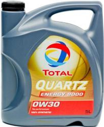 Total Quartz Energy 9000 0W-30 5L