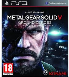 Konami Metal Gear Solid V Ground Zeroes (PS3)