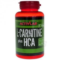 ACTIVLAB L-Carnitine HCA - 50 caps