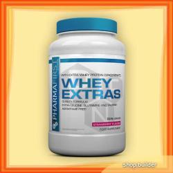 Pharma First Whey Extras - 2250g