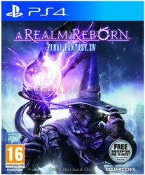 Square Enix Final Fantasy XIV A Realm Reborn (PS4)