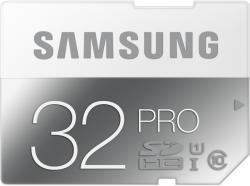 Samsung SDHC Pro 32GB Class 10 UHS-I MB-SG32D/EU