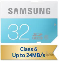 Samsung SDHC 32GB Class 6 MB-SS32D/EU