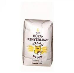 Szabó Malom Félfehér búza kenyérliszt (BL-112) 1kg