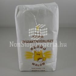 Szabó Malom Fehér búza kenyérliszt (BL-80) 1kg