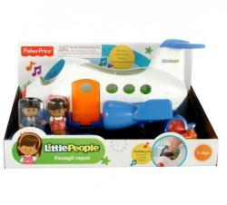Fisher-Price Little People - Fecsegő repcsi (CBL36/CBP47)