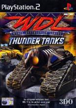 3DO World Destruction League Thunder Tanks (PS2)