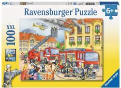 Ravensburger 10822 Departamentul Pompierilor 100