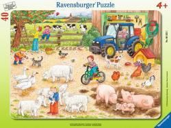 Ravensburger 06332 La Ferma Cea Mare 40