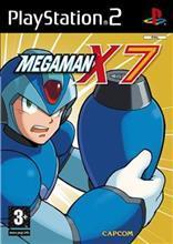 Capcom Mega Man X7 (PS2)
