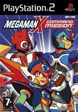 Capcom Mega Man X Command Mission (PS2)