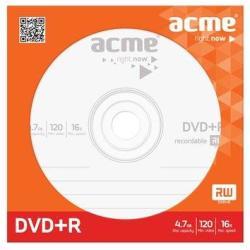 ACME DVD+R 4.7GB 16x papírtok