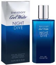 Davidoff Cool Water Night Dive Man EDT 75ml