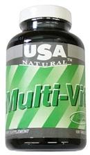 Usa Natural Multi-Vit - 100db