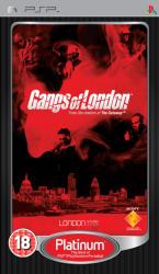Sony Gangs of London [Platinum] (PSP)
