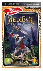 Sony MediEvil Resurrection [Platinum] (PSP)