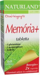 Naturland Memória+ tabletta - 60db