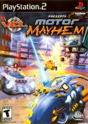 Infogrames Motor Mayhem (PS2)