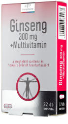 InnoPharm Ginseng + Multivitamin (32db)