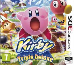 Nintendo Kirby Triple Deluxe (3DS)