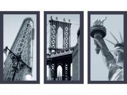 Ravensburger New York-i hangulatképek 3x500 db-os (16293)