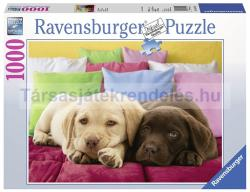 Ravensburger Szoros barátság 1000 db-os (19115)