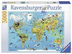 Ravensburger A lenyűgöző Föld 5000 db-os (17428)