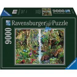 Ravensburger A dzsungelben 9000 db-os (17801)